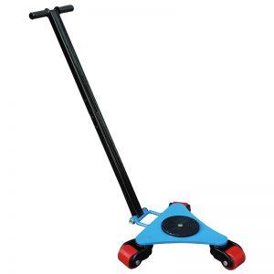 Skate Mesin Roller Berputar tugas berat iWCRP-2